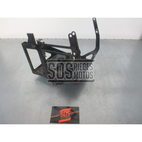 Bac support batterie, centrale ABS, BMW 1150 RT